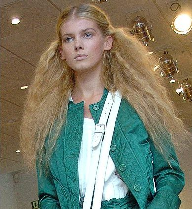 Wielkie, wiosenne fryzury