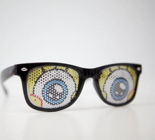 Okulary Nunettes Spongebob