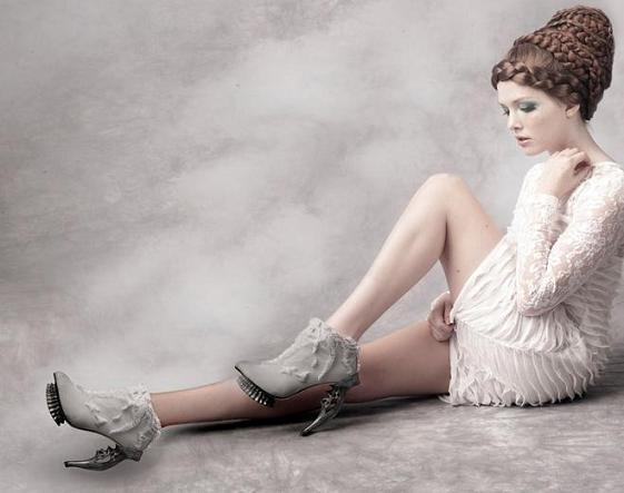 Anastasia Radevich S/S 2011