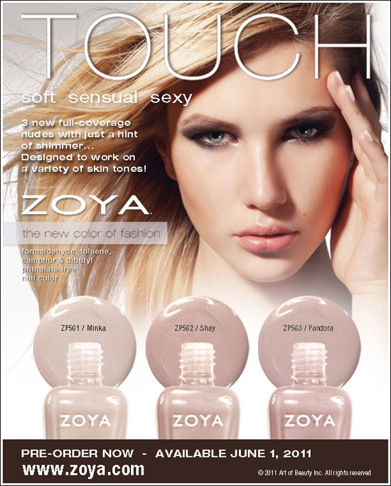 Zoya Touch