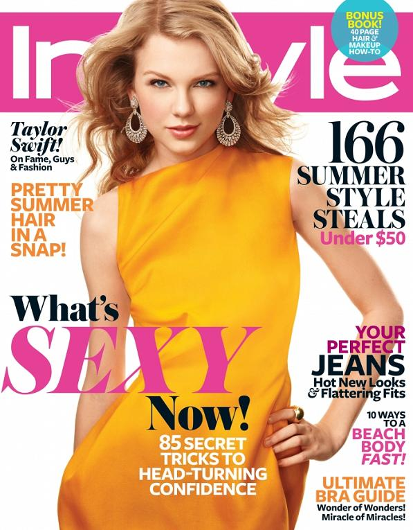 InStyle June 2011