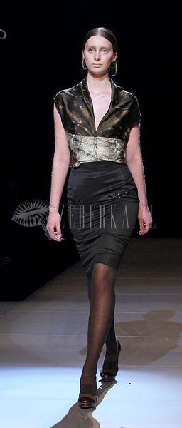 gosia baczyńska kolekcja pokaz mody