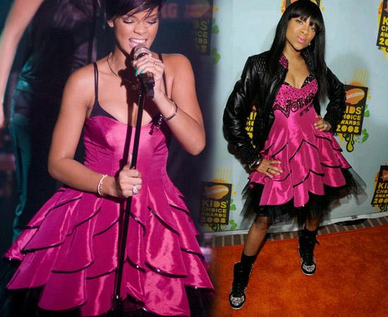 Rihanna i Lil Mama