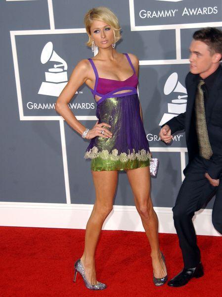 """Miss wdzięku i elegancji"" – Paris Hilton"