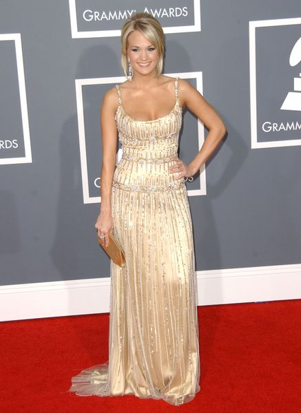 Carrie Underwood Grammy