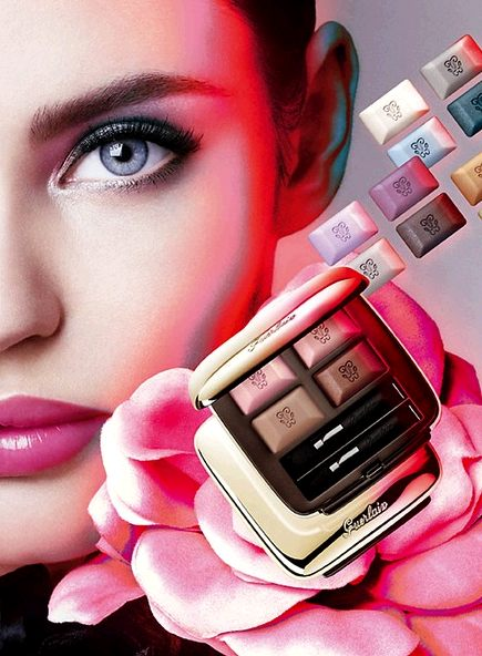 Guerlain Wiosna 2008 Collection Couleurs