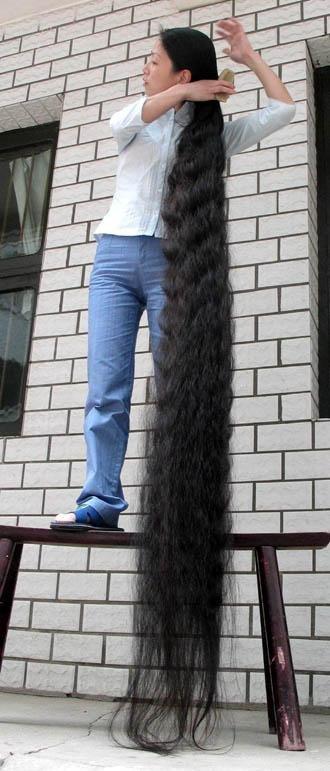 Dziewicze włosy są najdroższe