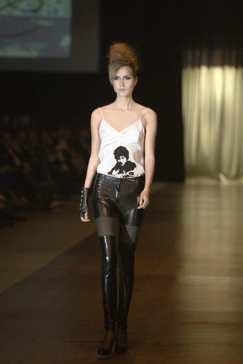 Alicja Czarniecka na Lviv Fashion Week