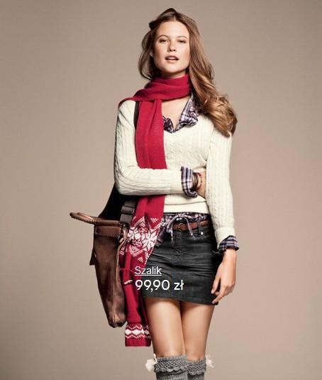 Jesienne dodatki H&M