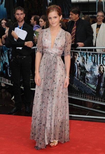 Emma Watson w trzech wydaniach