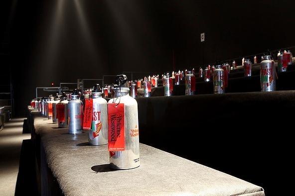 SIGG Bottles na London Fashion Week