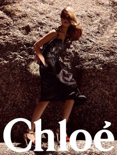 Jagodzińska twarzą Chloe