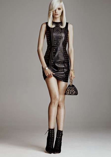 Versace for H&M - lookbook