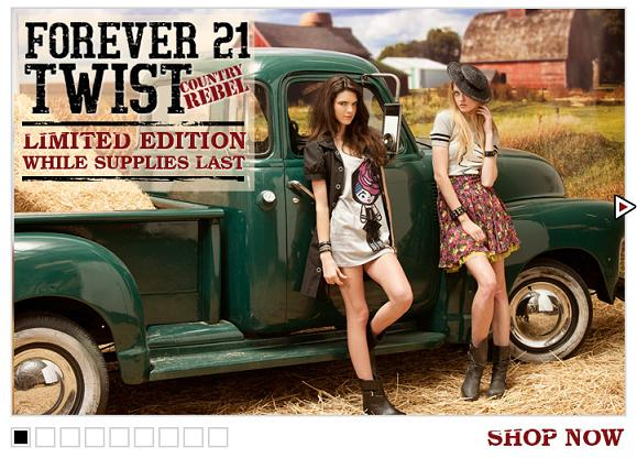 Kendall Jenner dla Forever 21