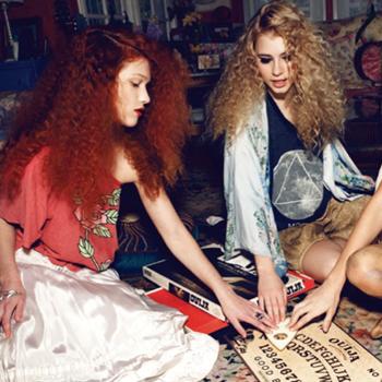 Nicole Fox dla Wildfox Couture