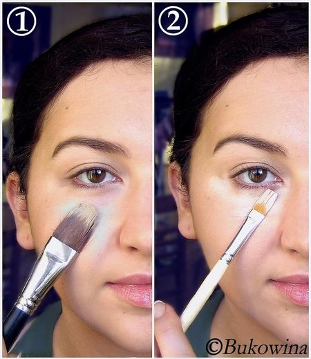 Makijaż karnawałowy - krok po kroku