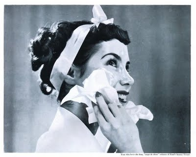 Film z lat 40.: Jak oczyszczać twarz?