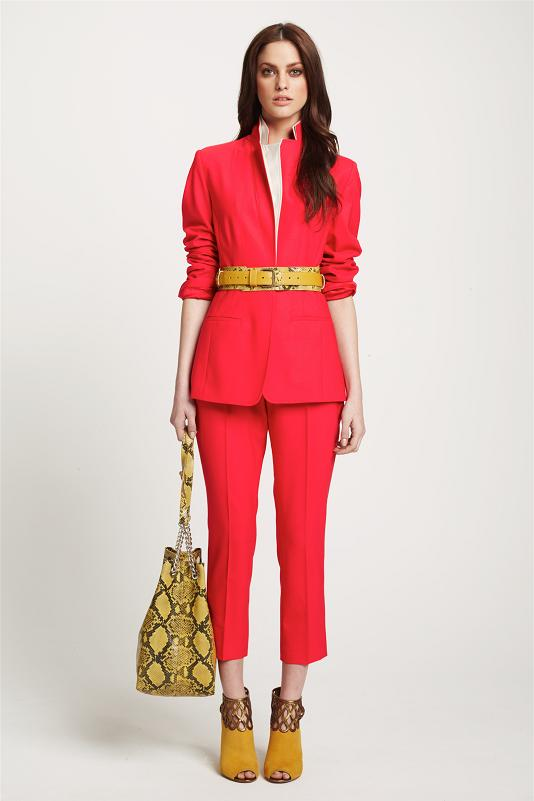 Elie Tahari Resort 2012