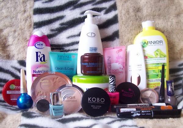 Wasze kosmetyczki: Monika, 18 lat