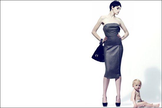Heidi Mount jako Victoria Beckham