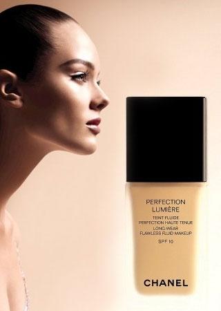Perfection Lumiere de Chanel - podkład rozświetlający
