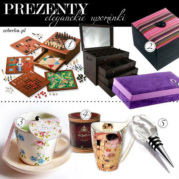 Eleganckie prezenty z Allegro