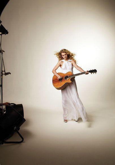 Taylor Swift dla Rolling Stone