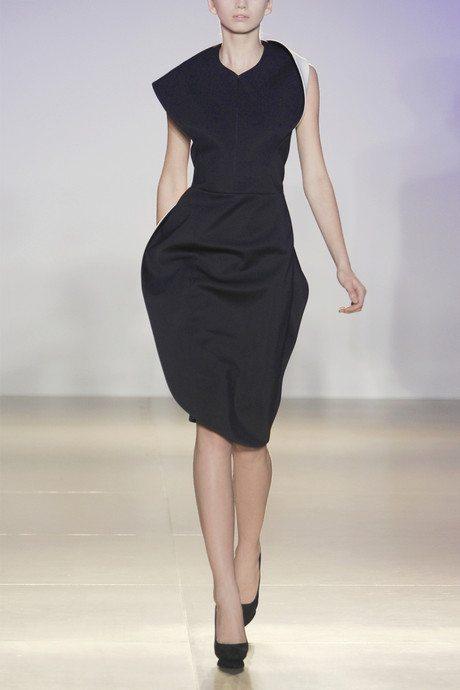 Sukienka od Jil Sander
