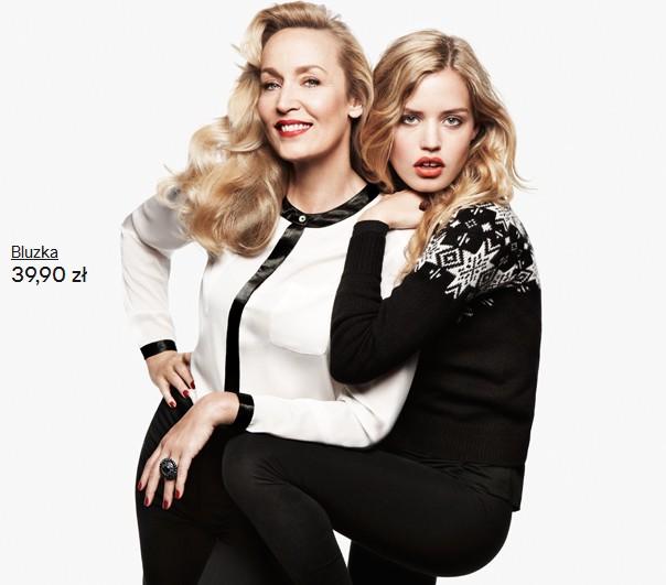 H&M - świąteczna kolekcja