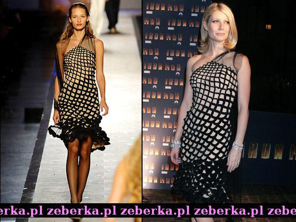 Gwyneth Paltrow w sukience od Jean Paul Gaultier></div> </div> </article> <div class=