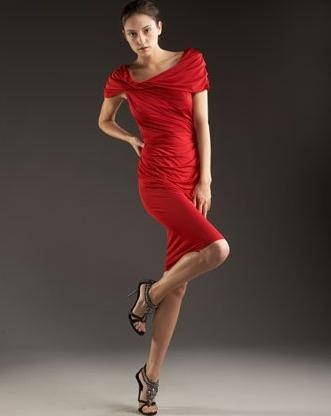 Moda na czerwony