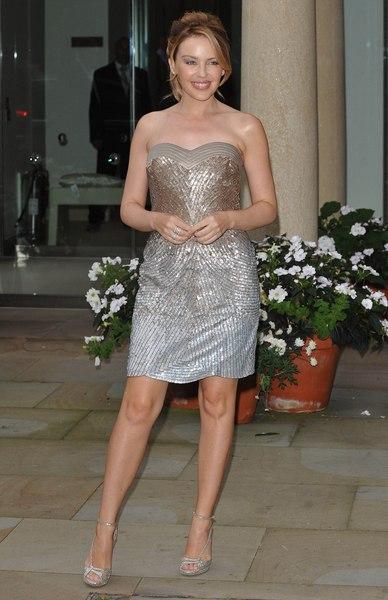 Fanatyczka młodości - Kylie Minogue (FOTO)