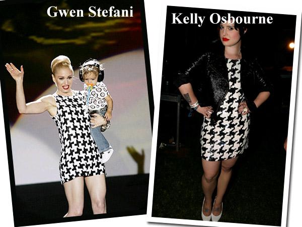 Gwen Stefani czy Kelly Osbourne?