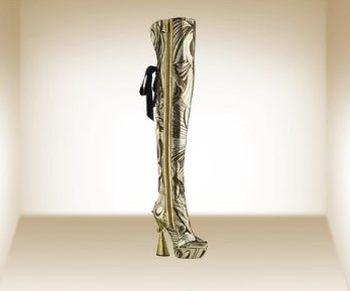Botki i kozaki od Louisa Vuittona