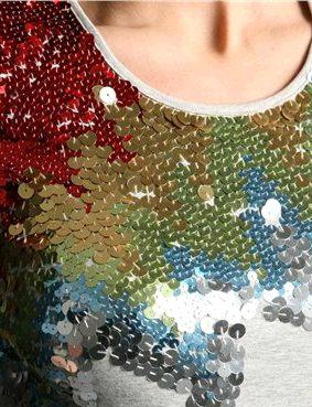 Sukienka-tunika od Alexandra McQueena