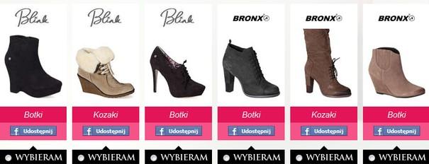 ansewar.com: Wybierz sobie buty i wygraj je!