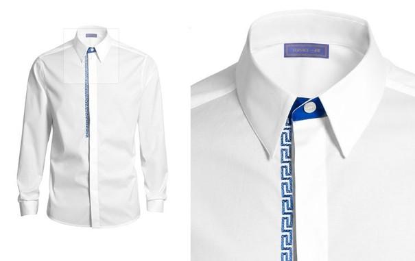 Versace dla H&M - wiosna 2012