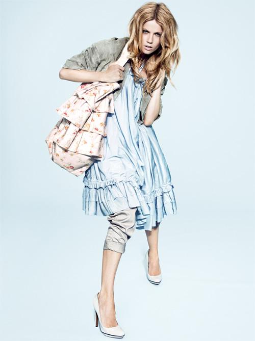 Romantycznie i retro - H&M na wiosnę
