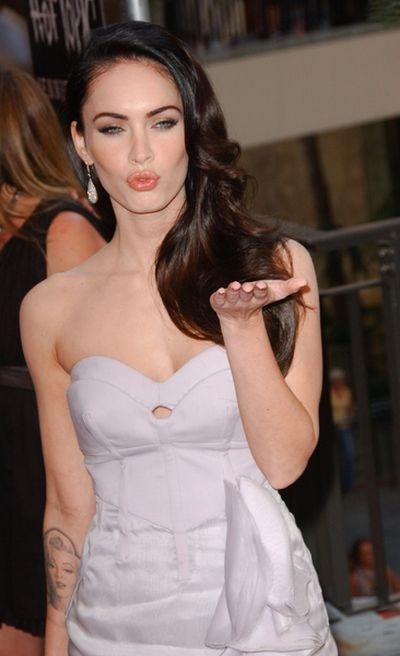 Czym zachwyciła Megan Fox?