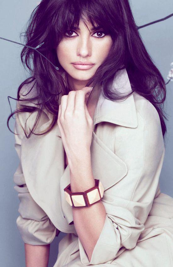 Bransoleta Penelope Cruz z reklamy Mango