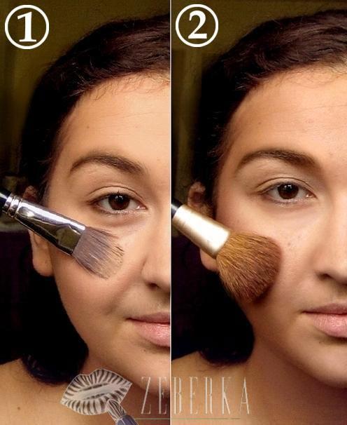 Makijaż studniówkowy krok po kroku