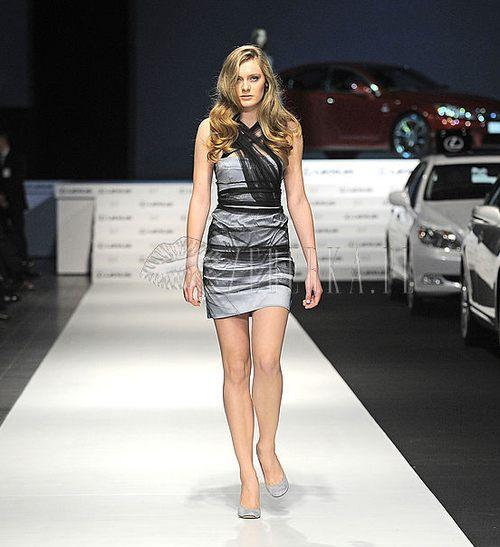 Lexus Fashion Show 2008 pokaz mody agnieszki maciejak