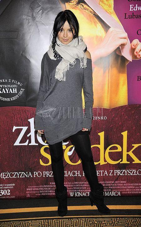 Zaniedbana Ania Przybylska