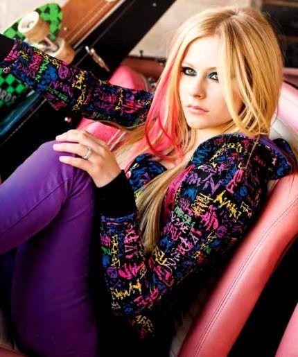 "Avril Lavigne i najnowsza linia ""Abbey Dawn"""
