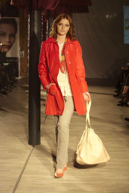 Pokaz mody Mango