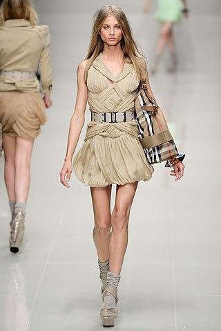 Тенденции и стиль.  Коллекция ready-to-wear от Burberry Prorsum.