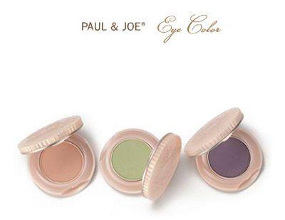 Makijaż na wiosnę i lato według Paul&Joe