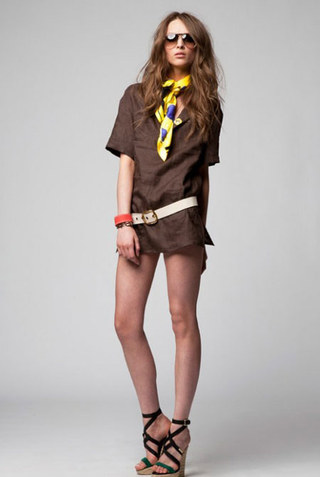 Dsquared2 Resort 2012