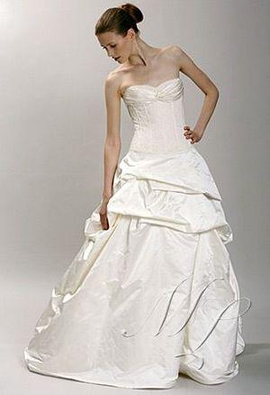 Moda ślubna wiosna/lato 2009