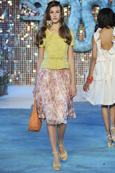 Dior - Croiserie wiosna/lato '09